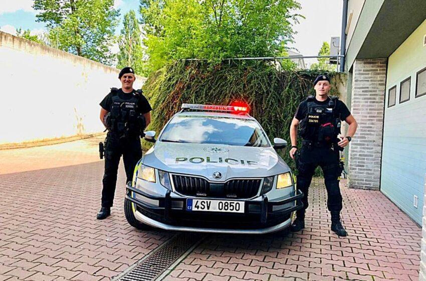 Nymburští policisté zachránili na Mladoboleslavsku ženu, tonoucí se v Jizeře