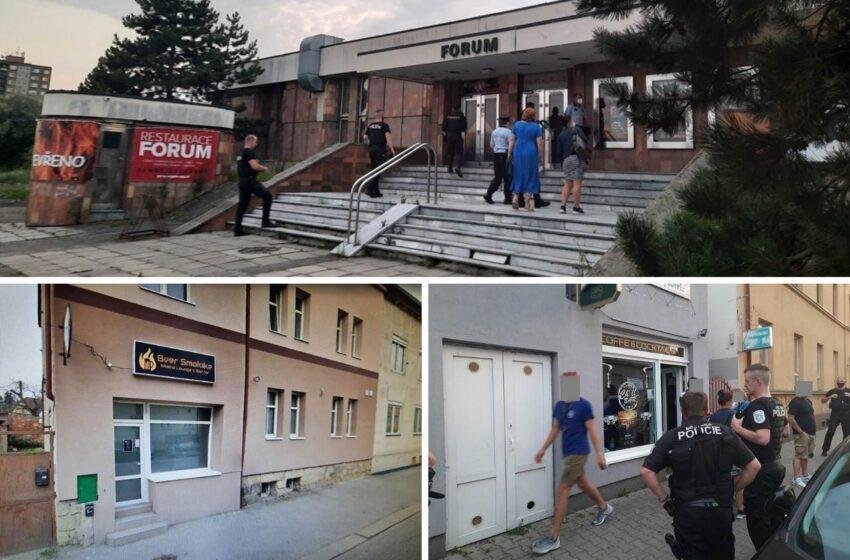 Policisté, strážníci a hygienici kontrolovali mladoboleslavské bary a diskotéky