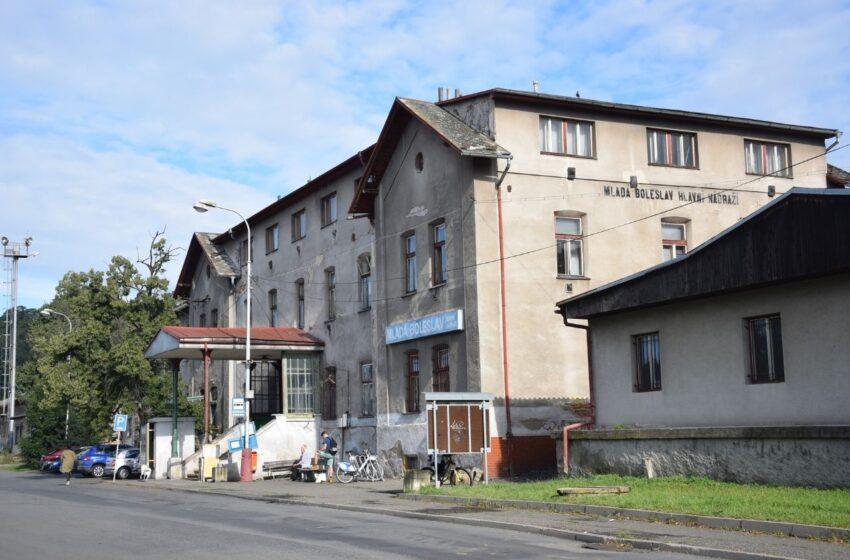 Mladoboleslavské nádraží čeká rekonstrukce za 130 milionů korun