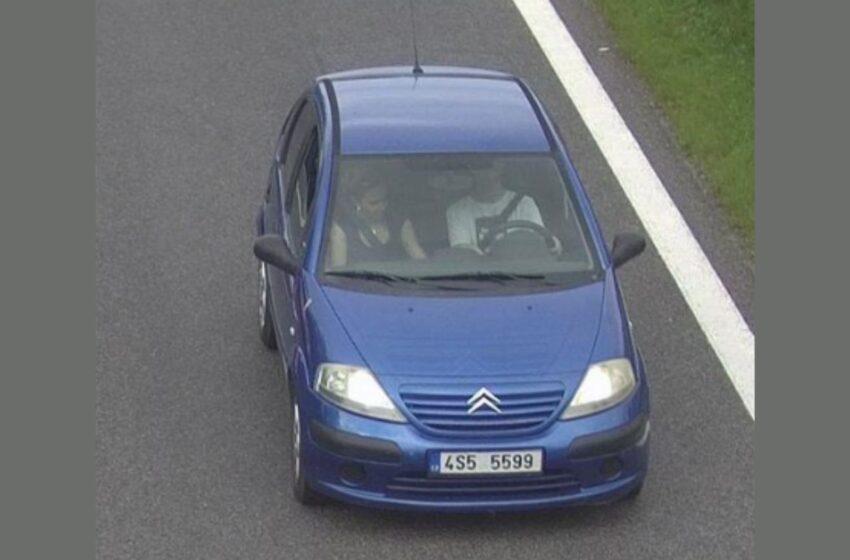 Policie řeší krádež auta v Mladé Boleslavi. Po vozidle vyhlásila pátrání