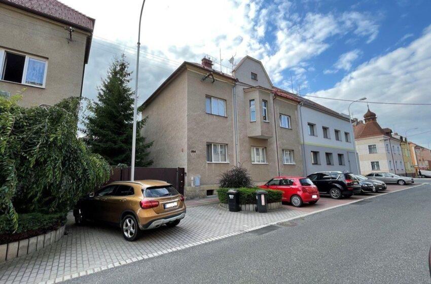 RK DRINK: Prostorný byt 2+1 v centru Mladé Boleslavi
