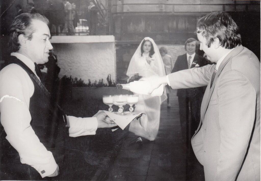 Svatba ve vinárně Pod Věží Mladá Boleslav