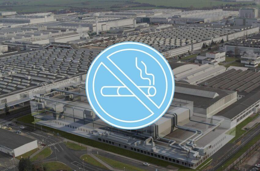 Škoda Auto se stala nekuřáckou společností