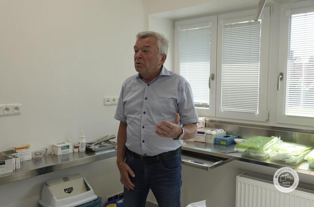 MUDr. Oldřich Šlégl, (NE)VŠEDNÍ LIDÉ - MLADÁBOLESLAV.cz