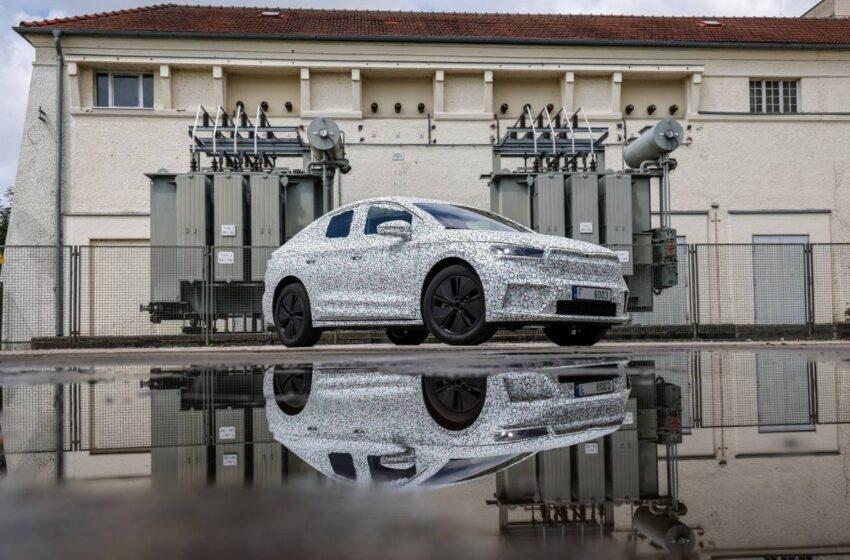 Škoda Auto chce udržet pracovní místa zvýšením výroby elektromobilů