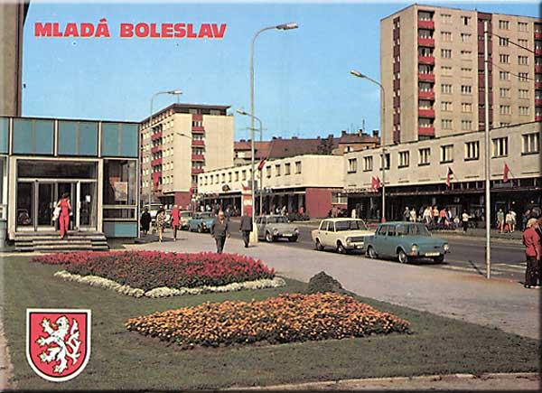 Třída Lidových Milicí Mladá Boleslav