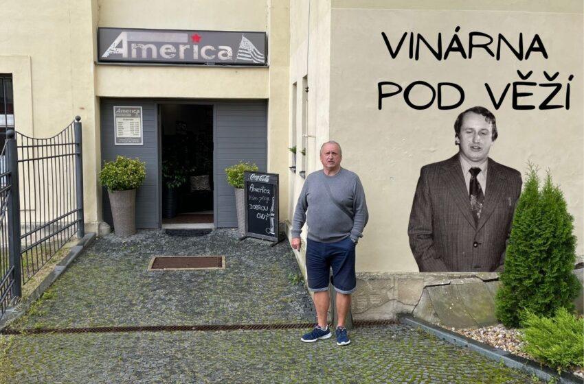 (NE)VŠEDNÍ LIDÉ – Ladislav Franc, gastronom, první provozovatel vinárny Pod Věží