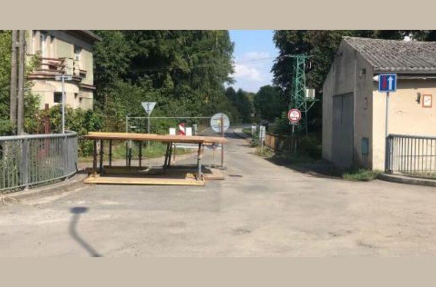 Mostky z Malé Bělé do Nové Vsi se na několik měsíců uzavřou