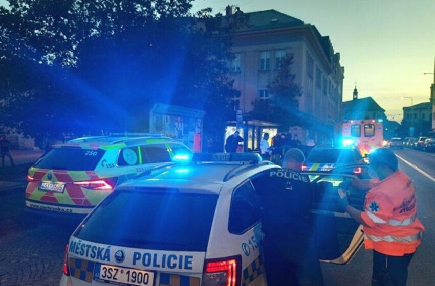 Policie vyšetřuje hromadnou rvačku v Mladé Boleslavi